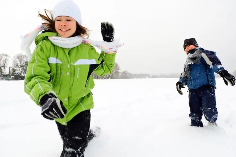 While we may want to retreat inside, colder weather can be some of the best times for children to enjoy the beauty of nature and become citizen scientists!