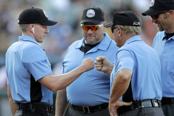 Computers could soon call balls and strikes in MLB games instead of Joe West and other umpires | Bob Brookover