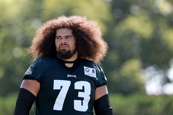 Eagles guard Isaac Seumalo moves on from Falcons failure and looks ahead to the Lions