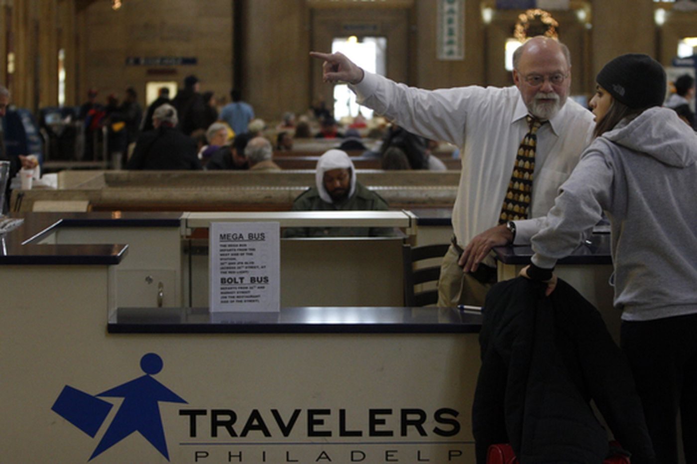Travelers Aid slowed by budget cuts