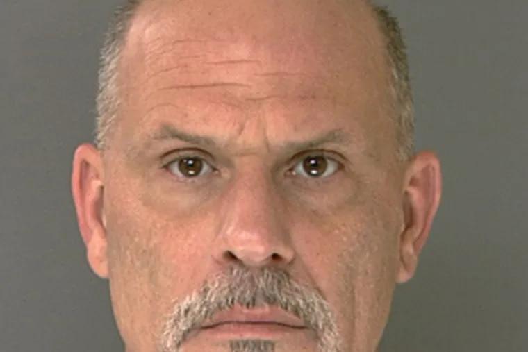 Former Sgt. Thomas Winkis (Courtesy of the Philadelphia Police Department).