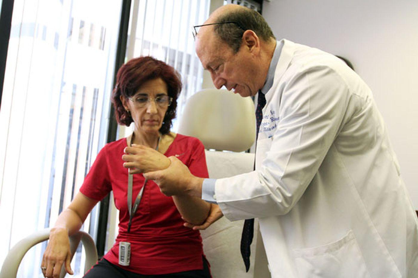 Florida doctor gives stroke survivors new shot at mobility, independence