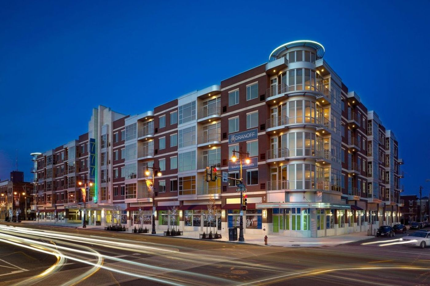 Carl Dranoff selling off all Philly apartment holdings to Denver-based Aimco