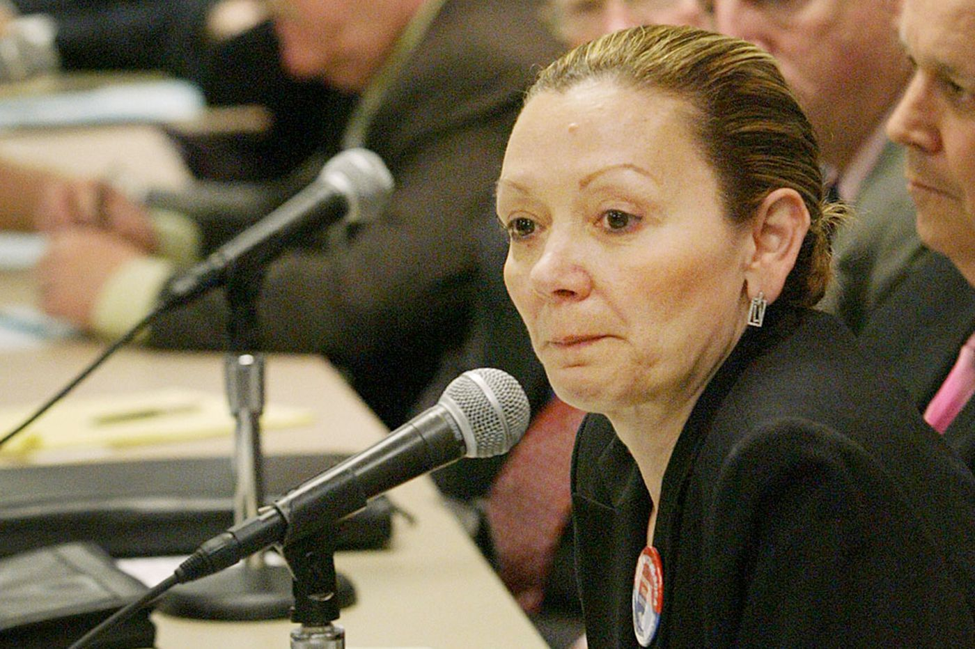 Philly Judge Angeles Roca found guilty of ethics violation