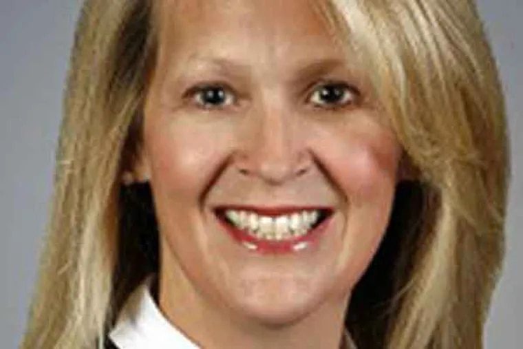 Judge Sallie Updyke Mundy, Republican from Tioga County.