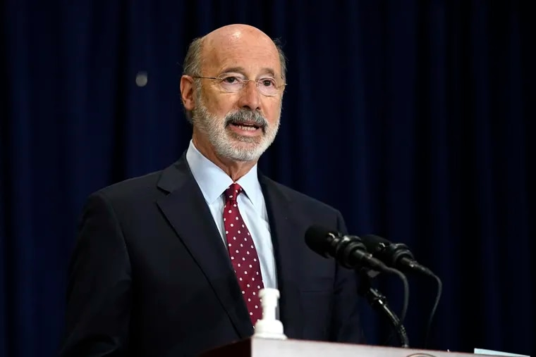 Gov. Wolf will announce a budget proposal Wednesday that would significantly increase funding to schools, paid for by an increase in the personal income tax rate.