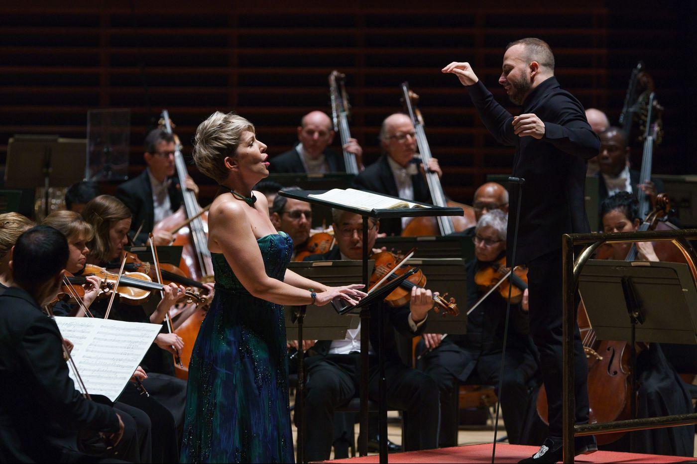 Joyce DiDonato and Yannick Nézet-Séguin pair their star power at Philadelphia Orchestra