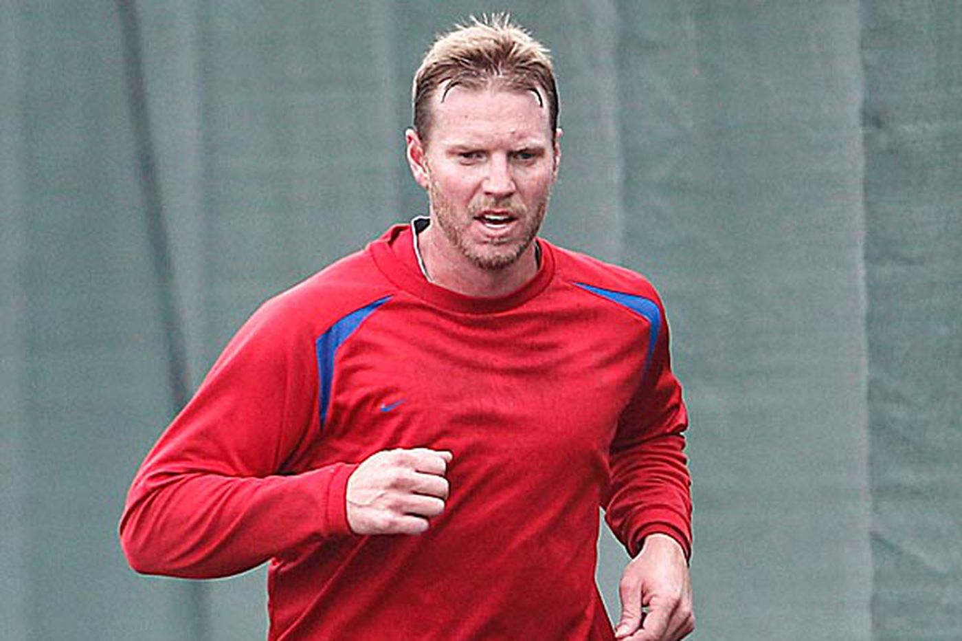 A healthy first outing for Phillies' Roy Halladay