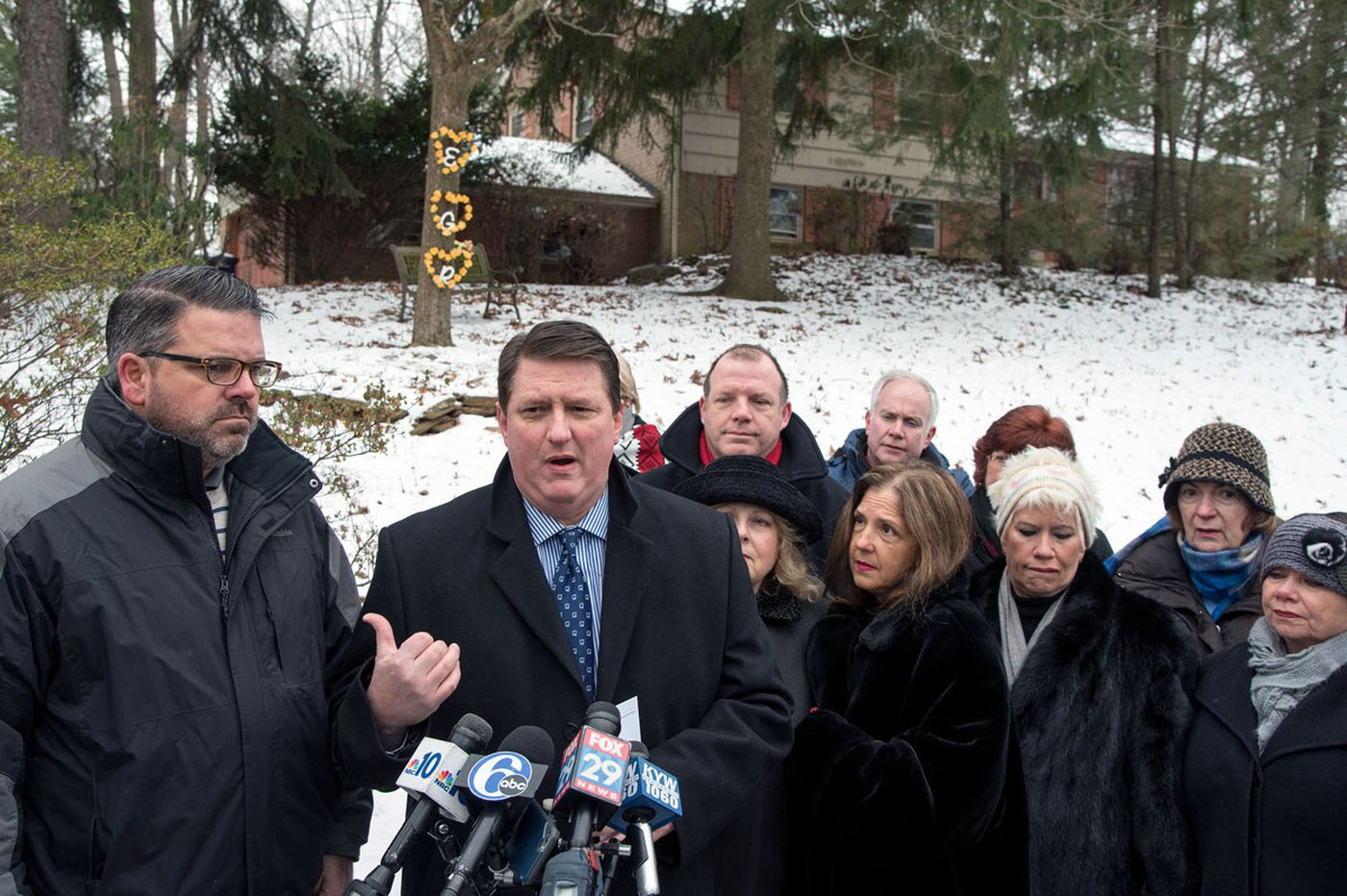 Montco house where ex-Penn prof Rafael Robb killed his wife is for sale