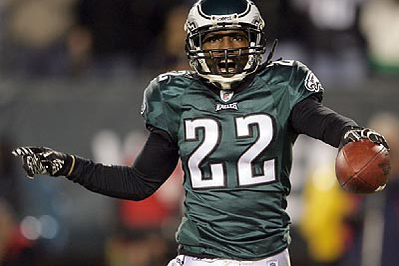 Eagles' Samuel out for Bears game