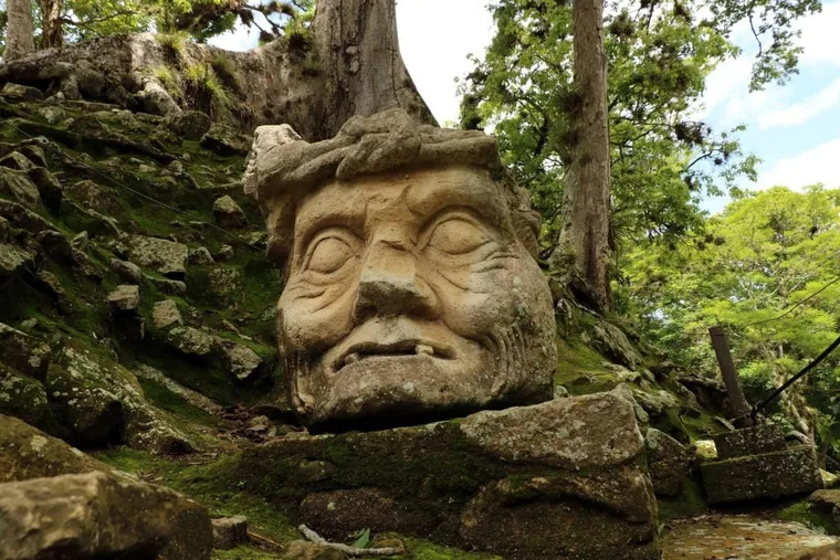 The ancient Mayan city of Copan, in Honduras, is famous for the quality of its carvings.