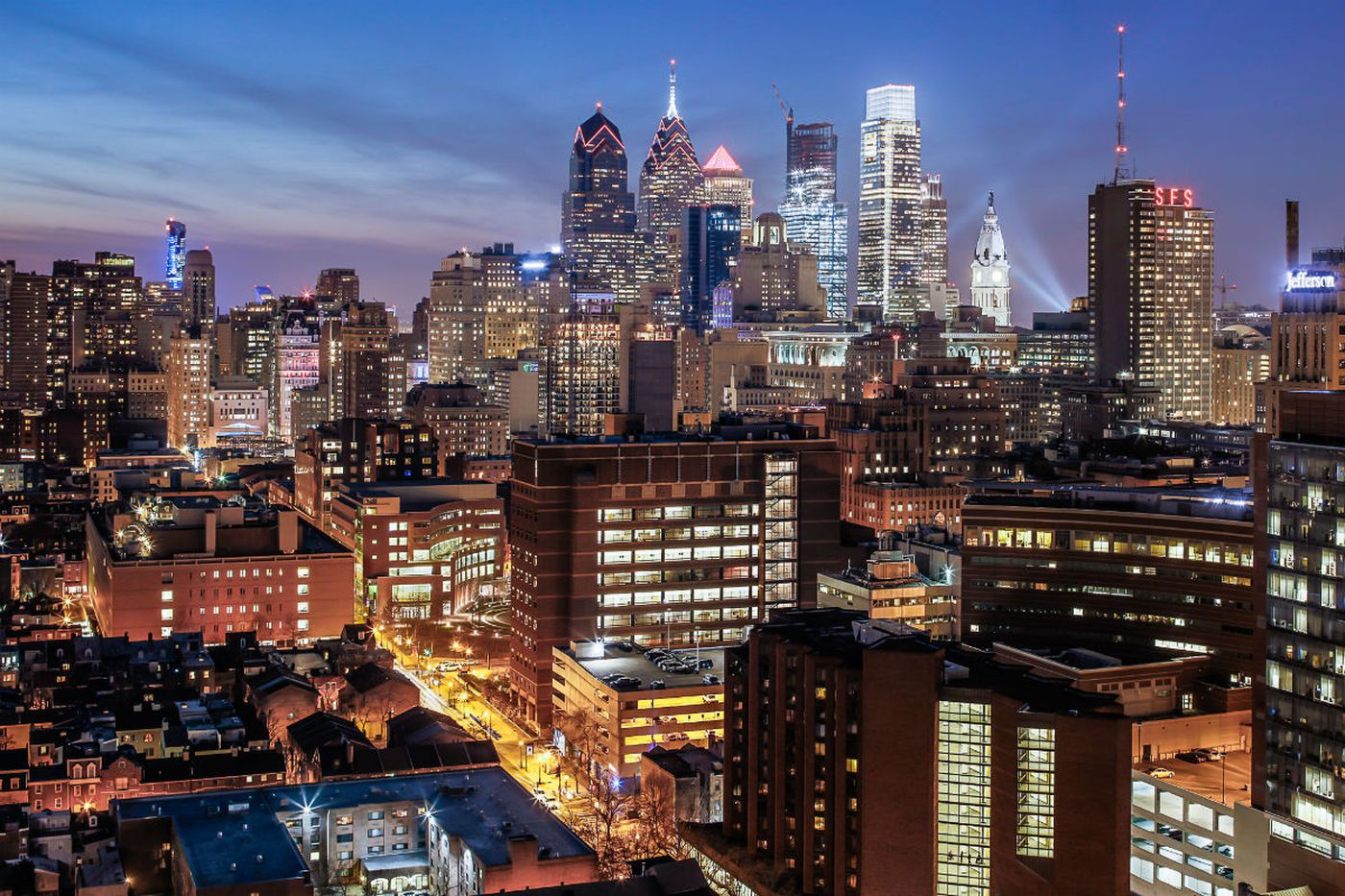 How to share the prosperity of Center City?