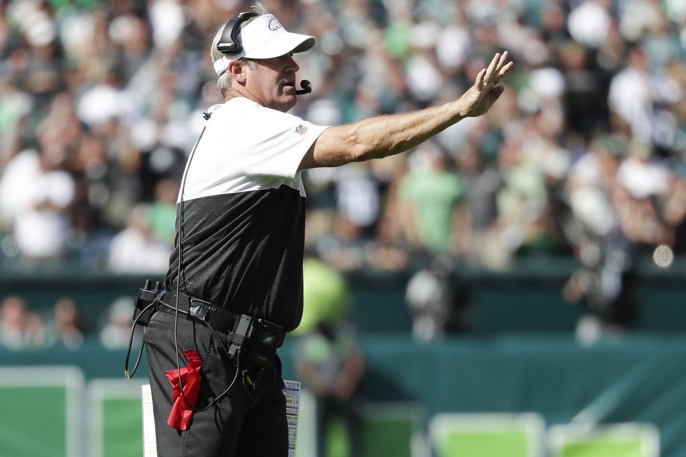 Doug Pederson applauds Eagles' resilience in post-game press conference