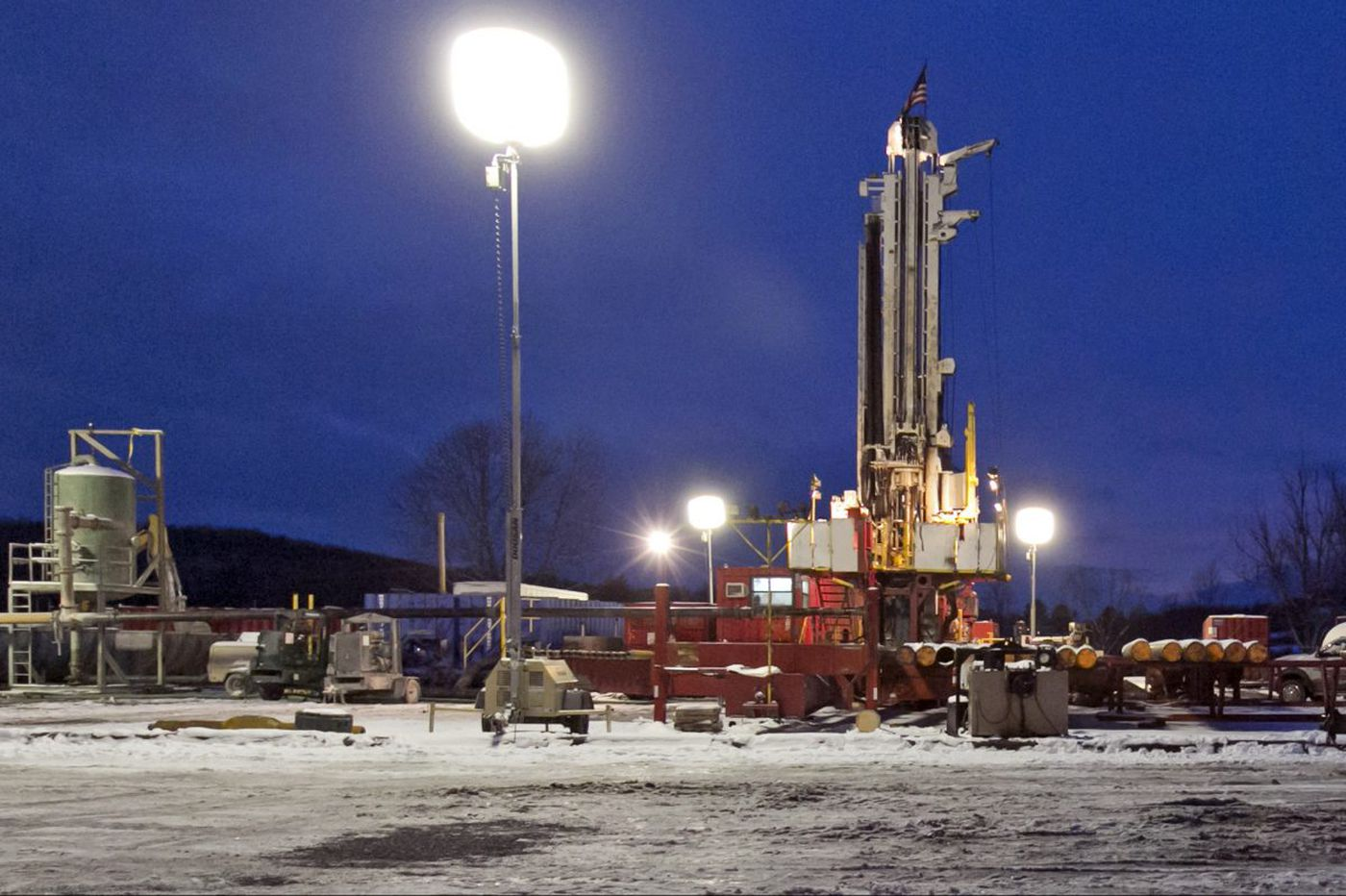 Why Pa.'s fracked-up spending deal is an environmental nightmare