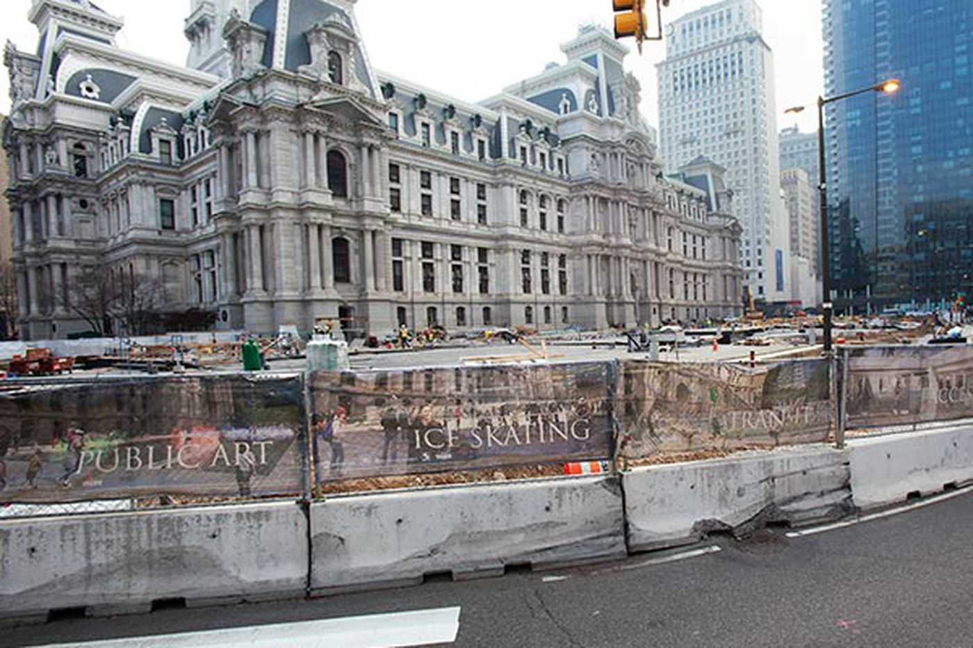 Dilworth Plaza remake won't be finished until Labor Day