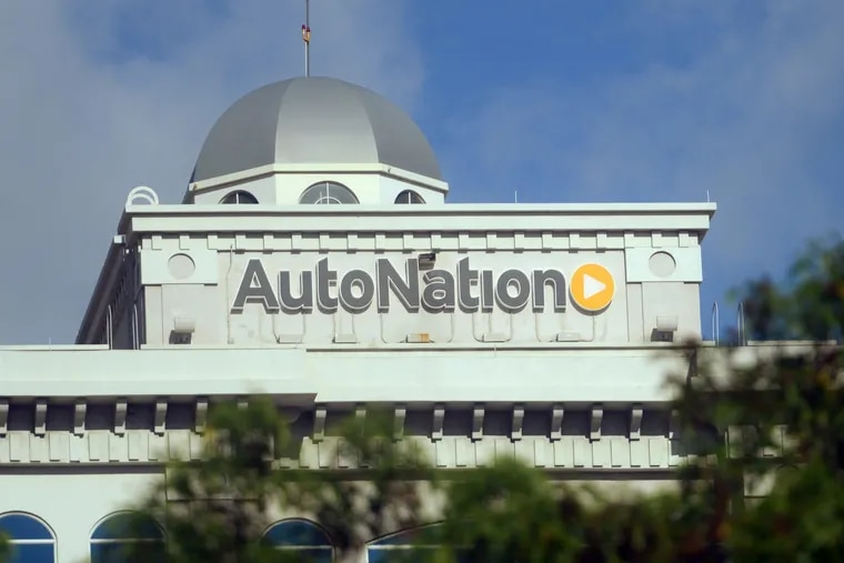 """AutoNation, the nation's largest automotive retailer, is among U.S. companies that won Paycheck Protection Program """"forgiveable"""" loans but then gave the money back because of public outrage."""