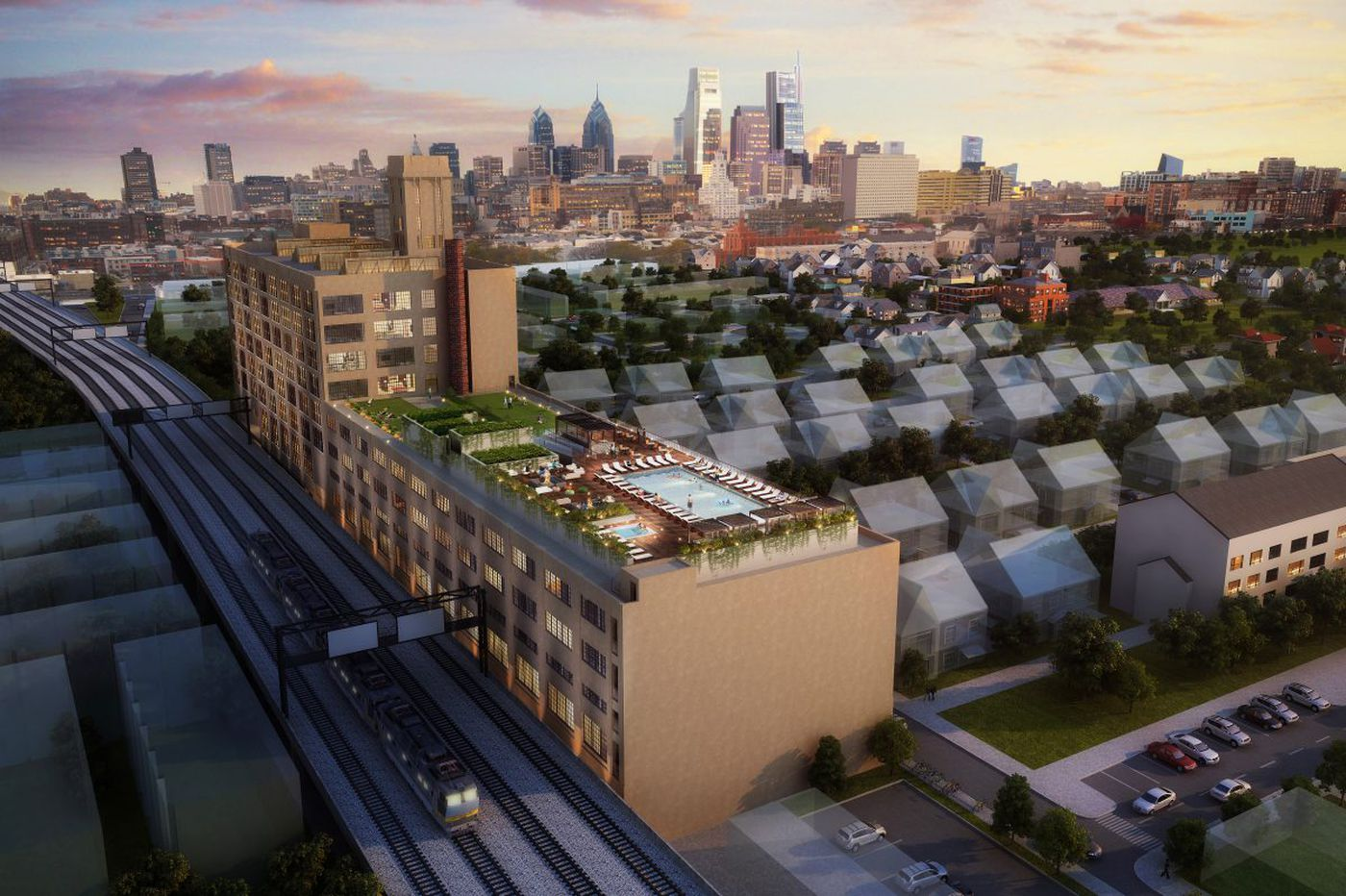 Post Bros. proposes apartments for blighted 'Quaker' warehouse in North Philly