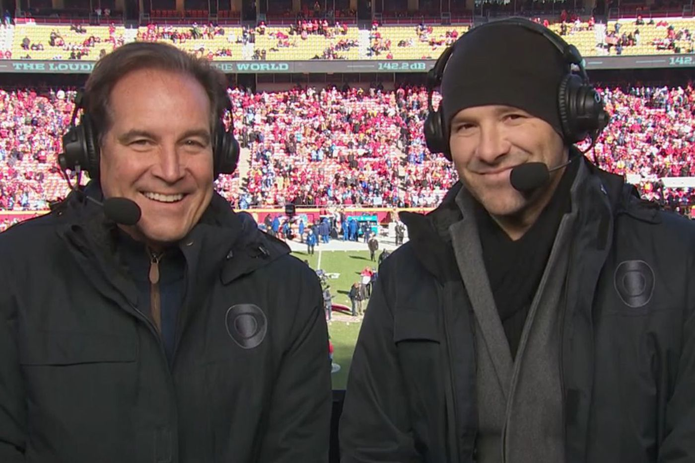 Tony Romo to stay with CBS thanks to massive new deal
