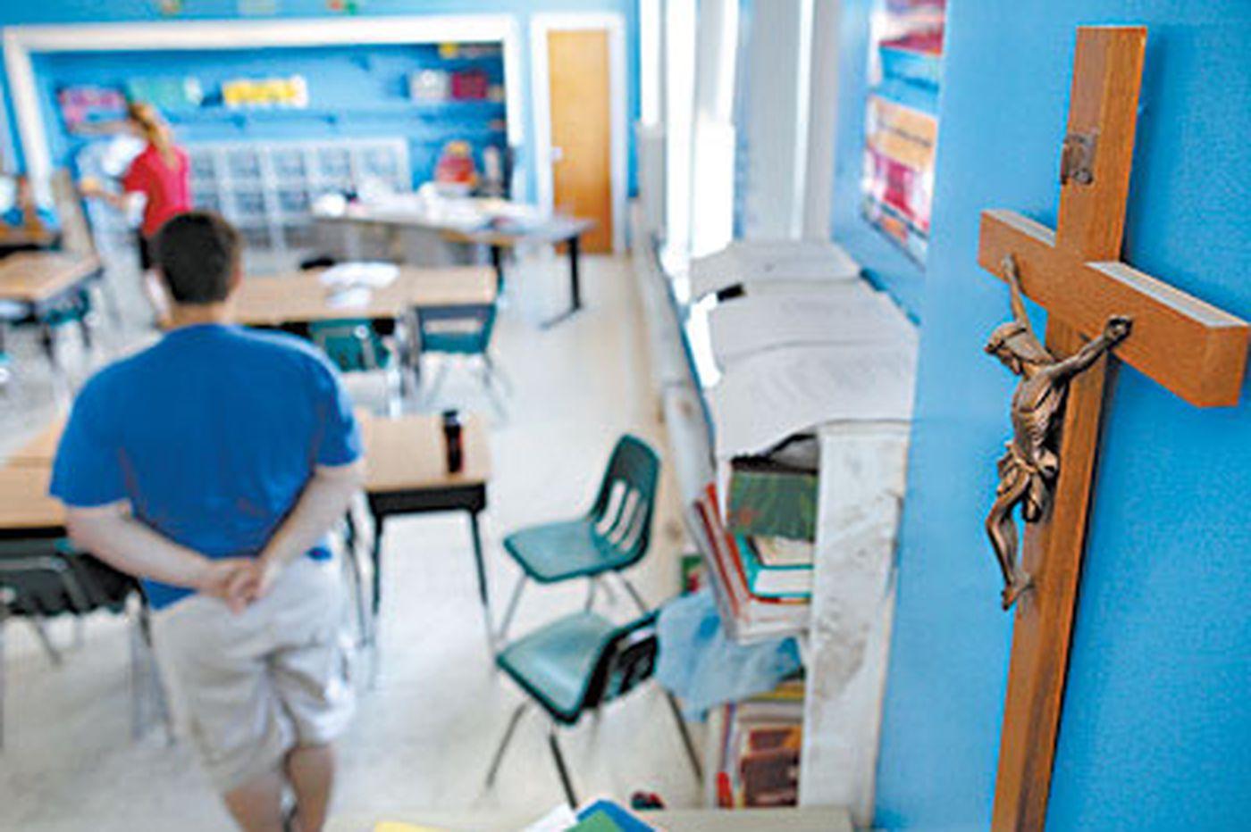 Camden's struggling Catholic schools say no to pending conversion bill