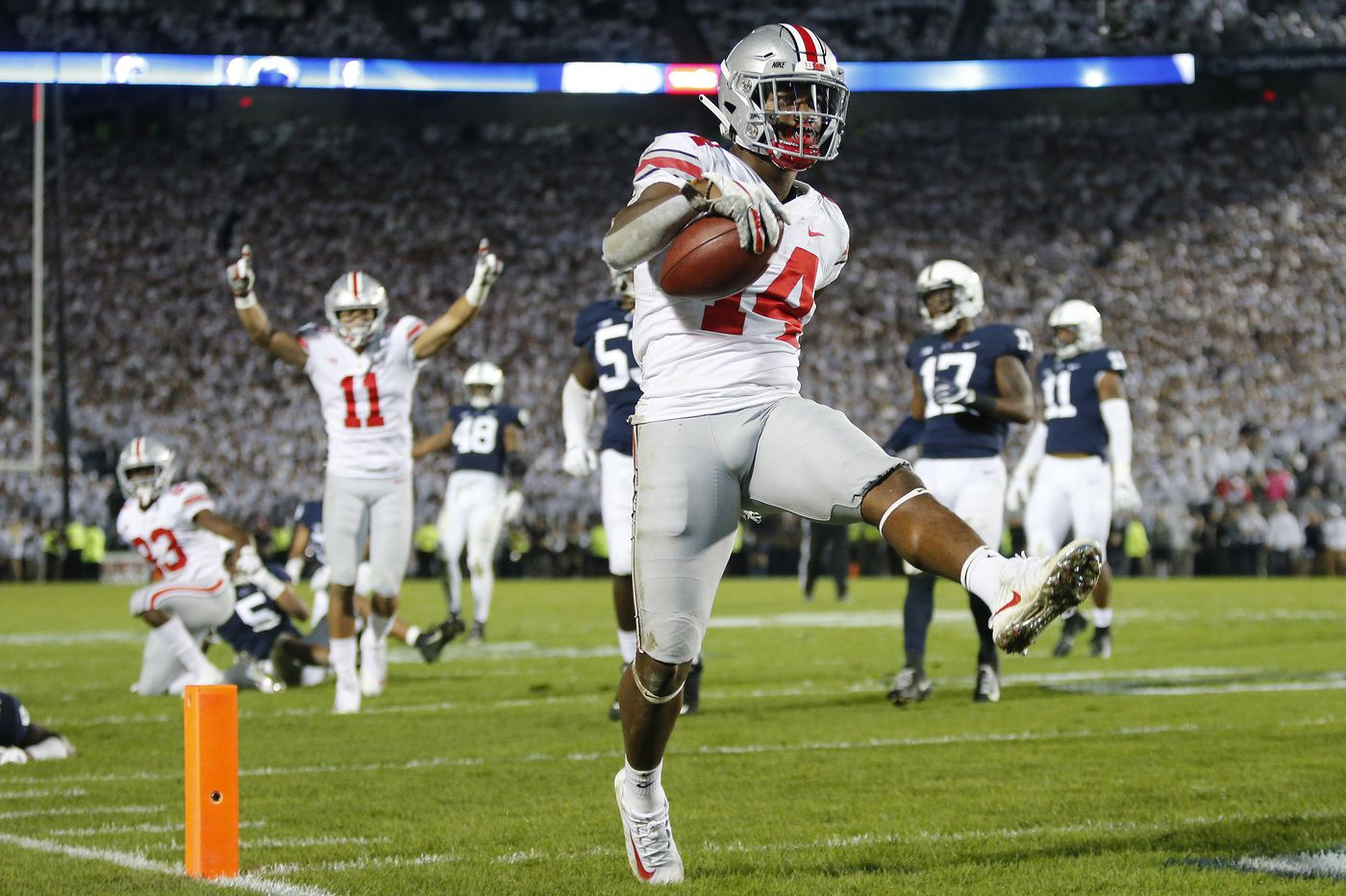 Penn State at Ohio State: Two writers' predictions