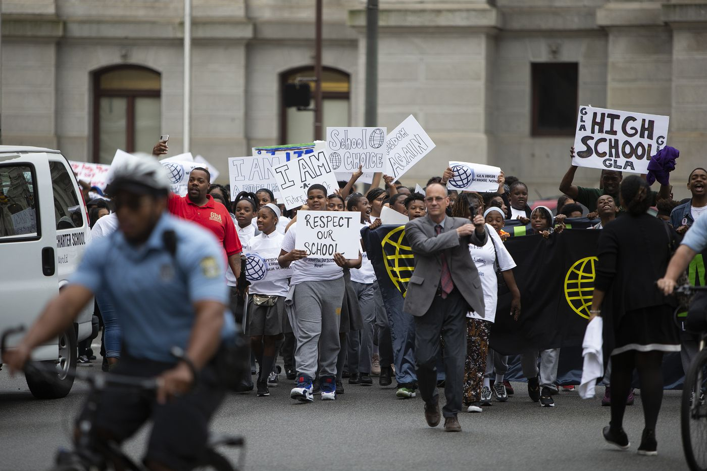 Black leaders ask: Is the Philadelphia School District 'targeting' minority-led charters?