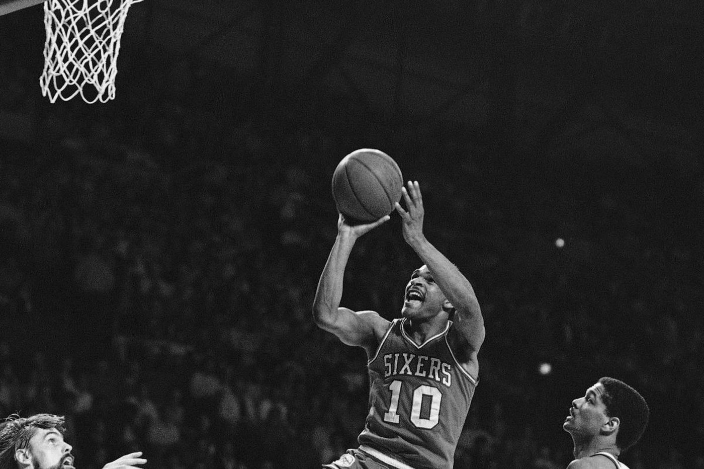 Former Sixers point guard Mo Cheeks Hall of Fame finalist