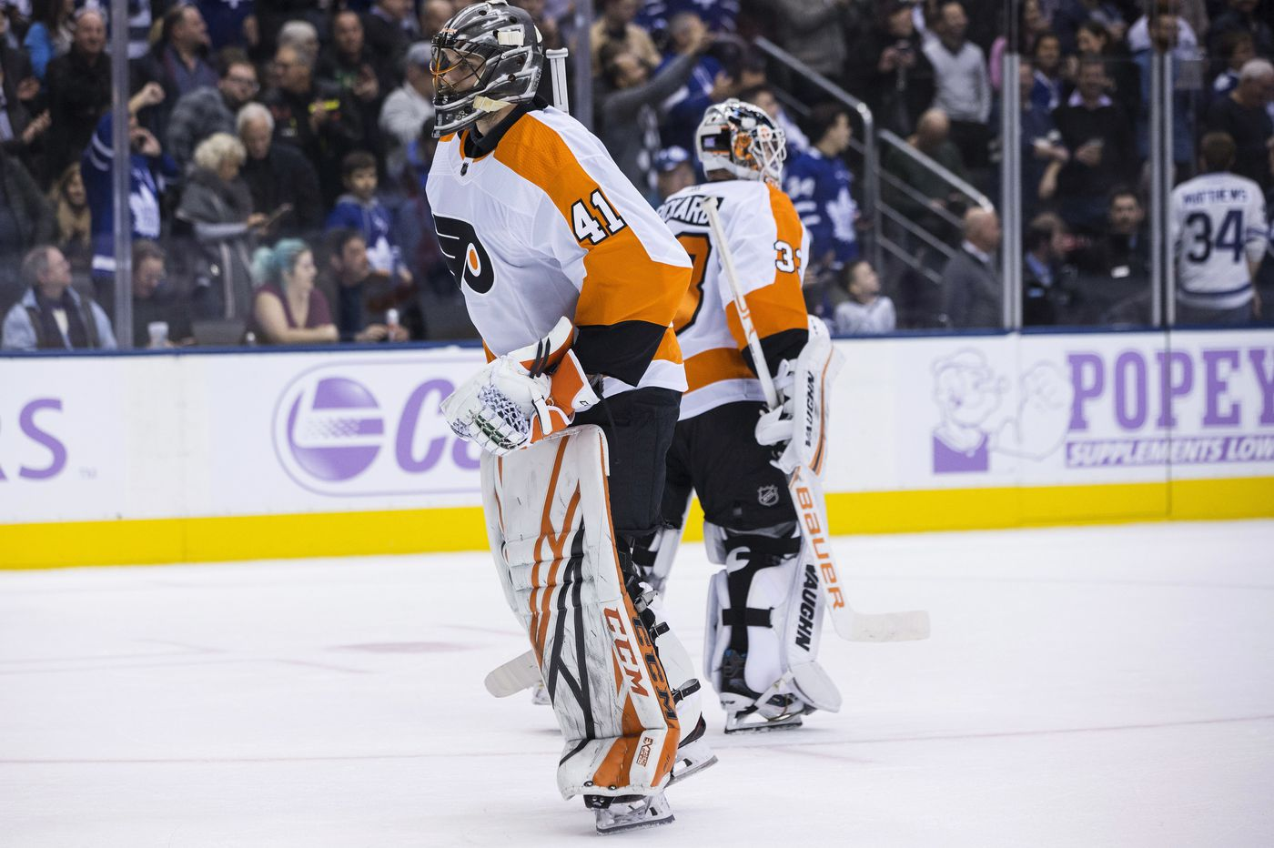 Flyers get blown out by Maple Leafs in James van Riemsdyk's return; changes coming?