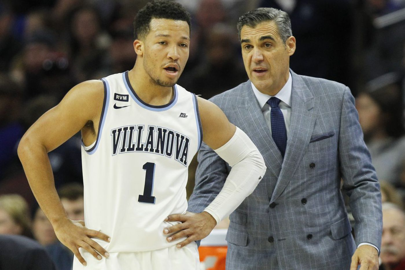 Experienced Villanova moves up to No.1 in polls