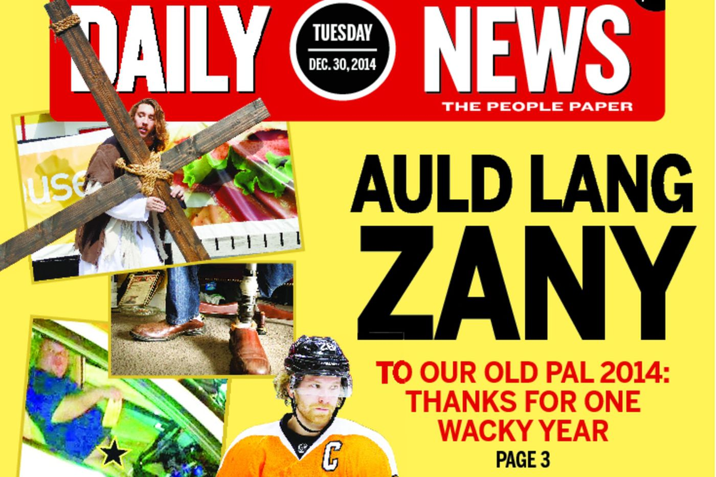 Dailynews Monthly Covers 12/30/14