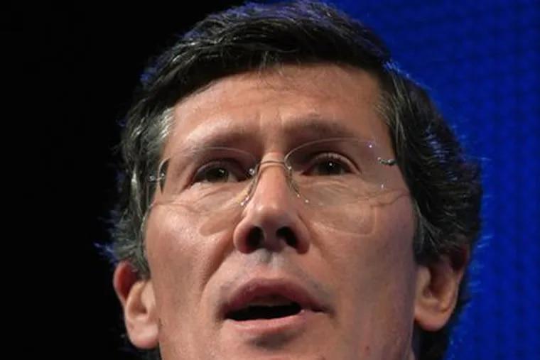 John Thain headed Merrill Lynch.