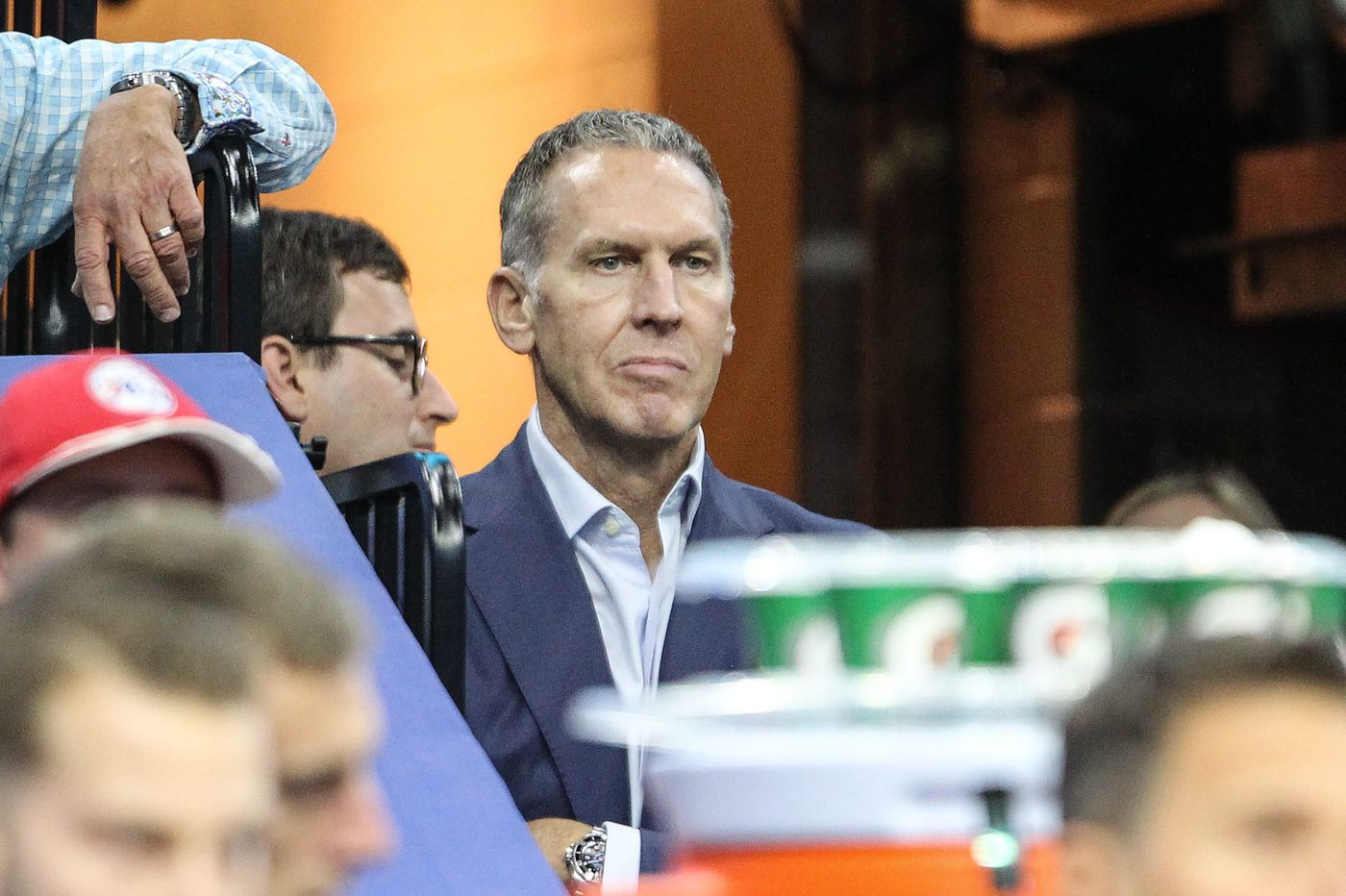 Bryan Colangelo resigns as Sixers president after Twitter controversy
