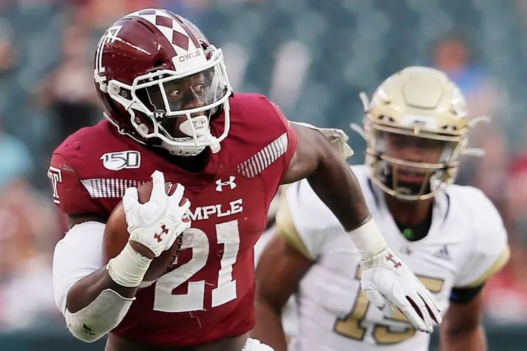 Jager Gardner and the Temple Owls will hit the road for the second time this season. They're hoping for a better result than last time.