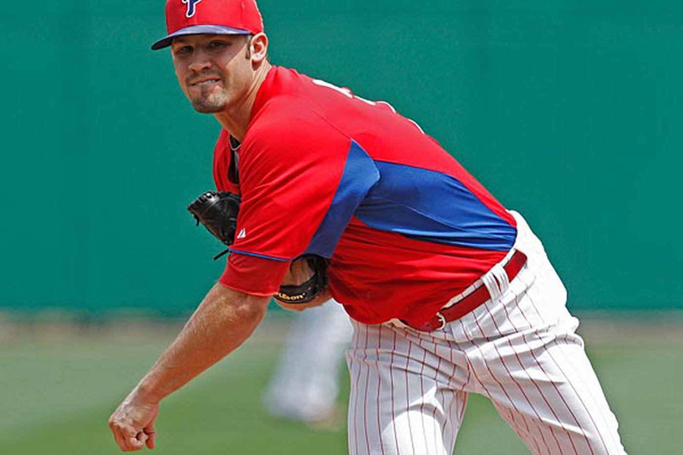 Phillies Minor League Report: Adam Morgan rocked in IronPigs' loss