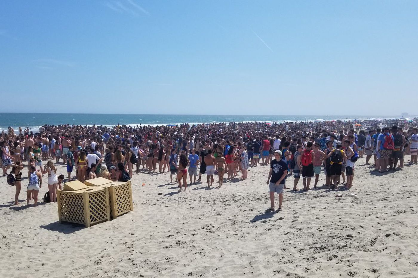 Margate police: We kept the lid on Club Wa this year