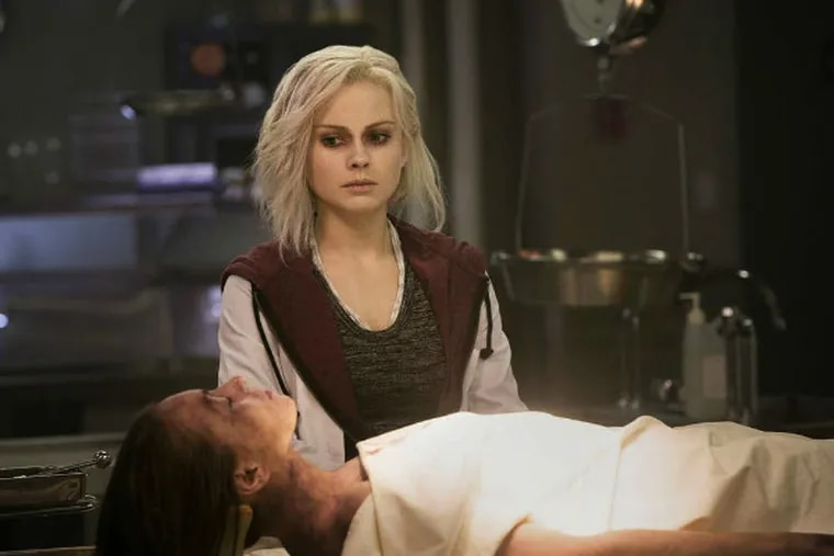 """Rose McIver stars in the CW's new """"zom-rom-com-dram,"""" premiering tomorrow at 9 p.m."""