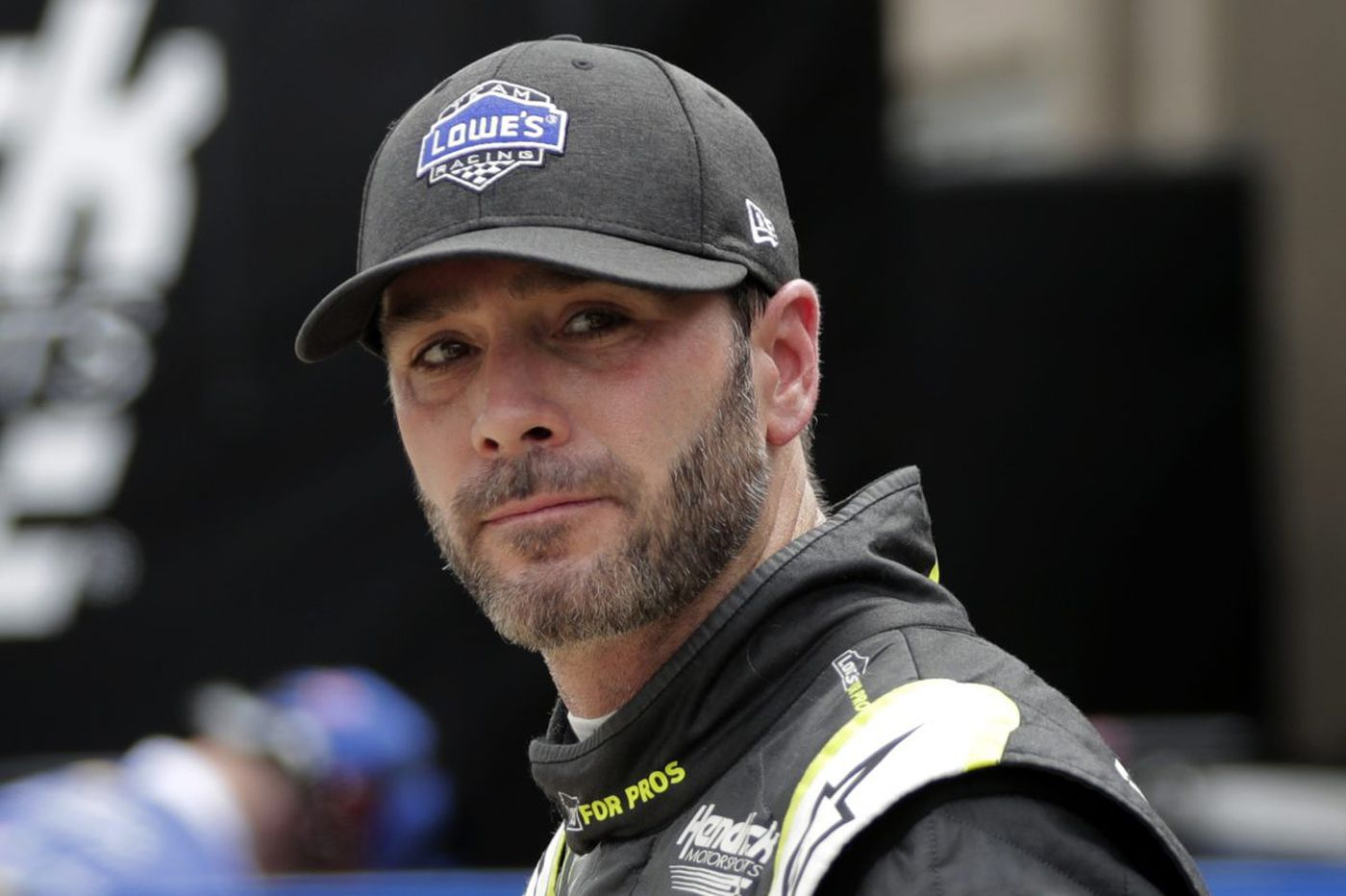 Jimmie Johnson looks for a positive bump at Dover, his favorite track