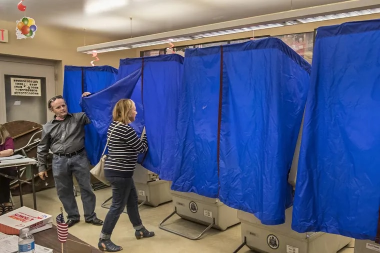 Voting in Pennsylvania is harder than in most other states.