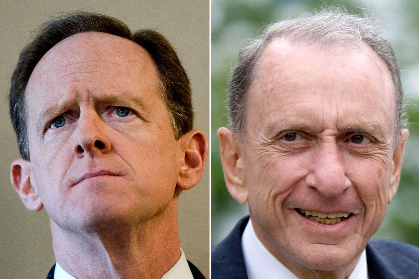 As election nears, is Pat Toomey the new Arlen Specter?