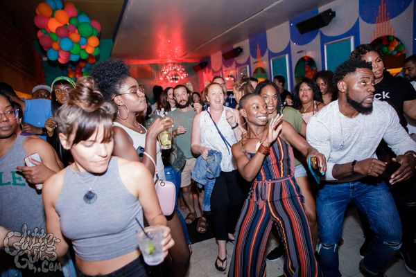 New York's long-running old-school hip-hop dance party is coming to Philly