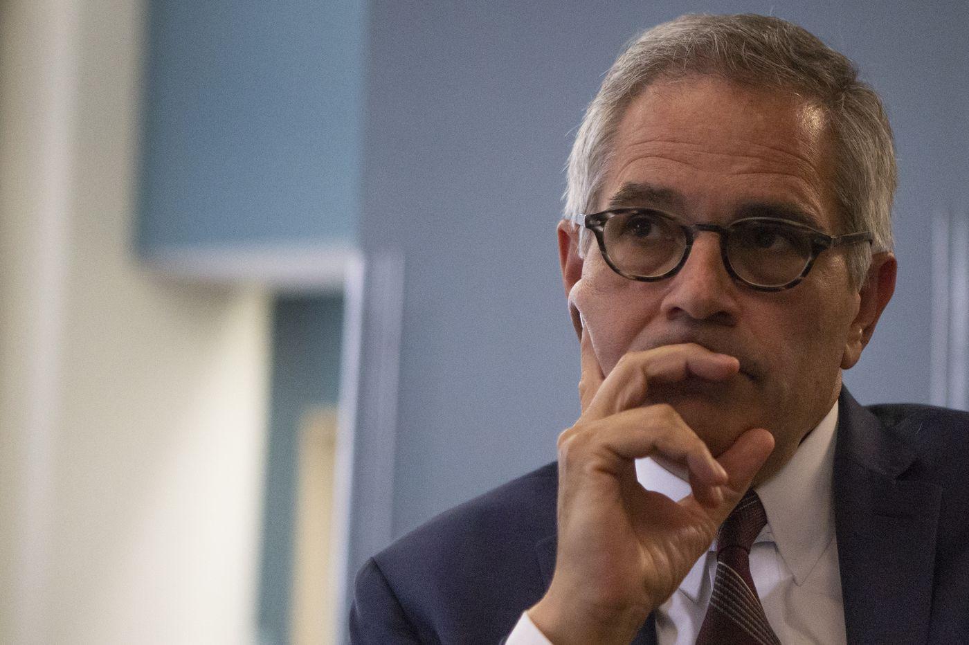 By publicizing distasteful 'office joke,' DA Larry Krasner crossed an ethical line | Opinion