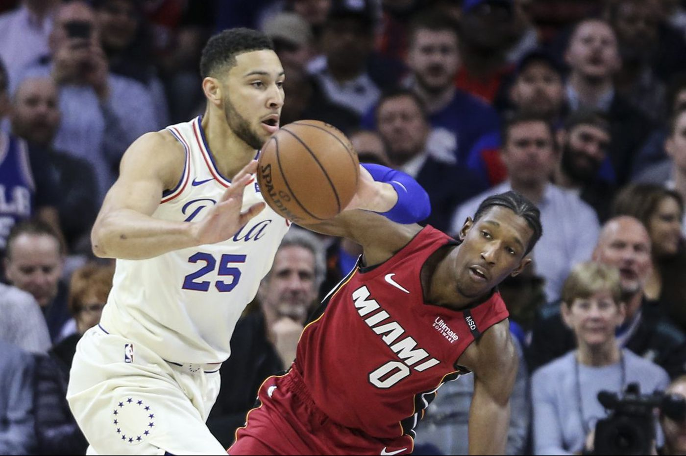 Ben Simmons' performance a silver lining in Sixers' Game 2 loss | David Murphy