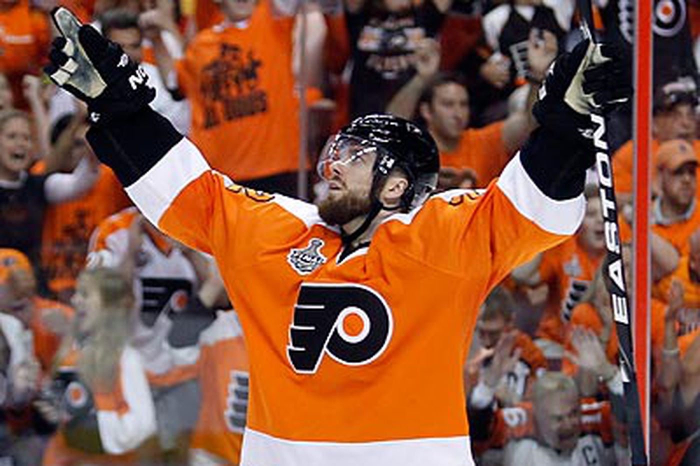 Phil Sheridan: Flyers have look of a champion
