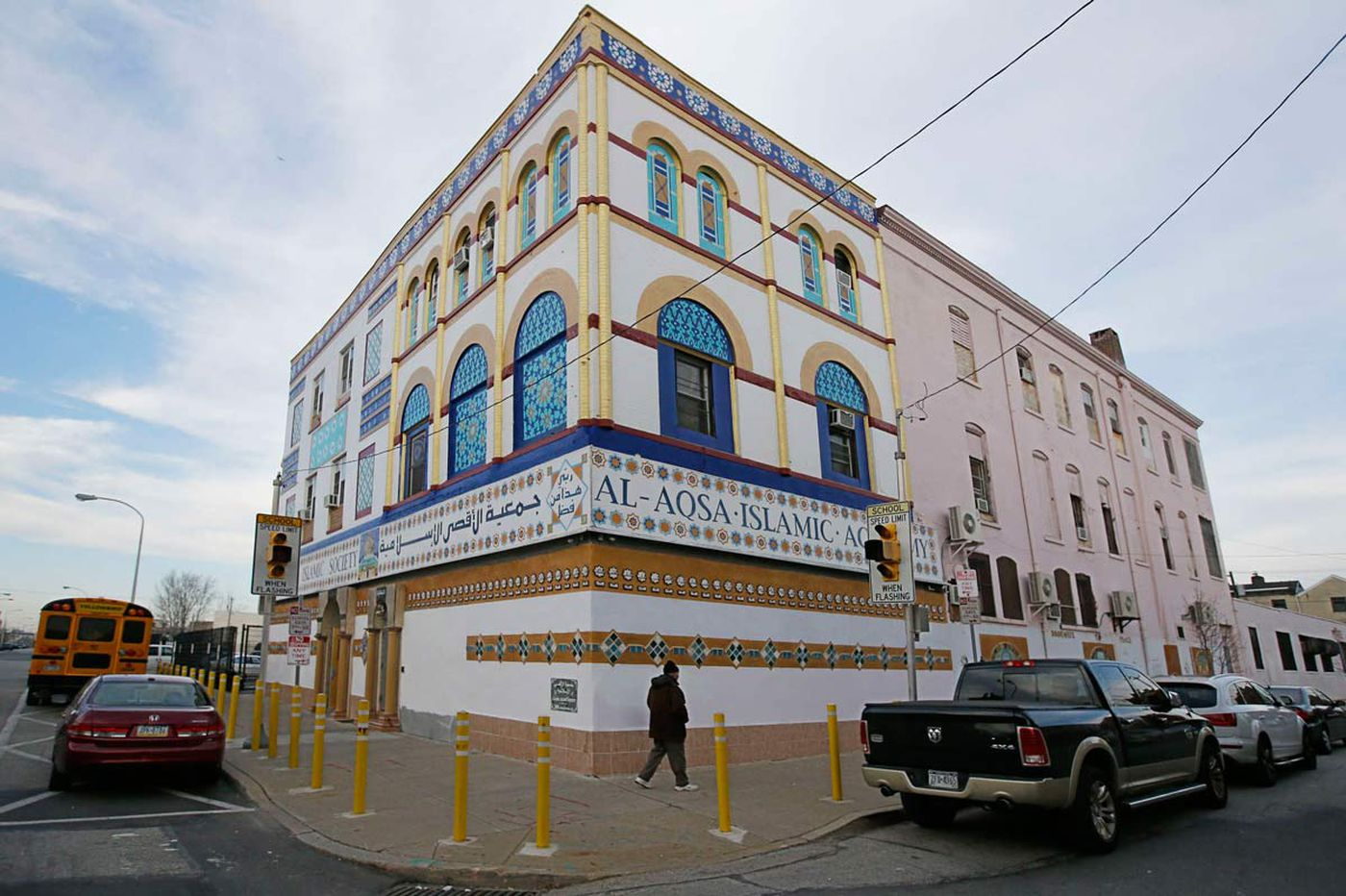 North Philadelphia mosque officials apologize for anti-Semitic statements delivered in sermons by guest imam