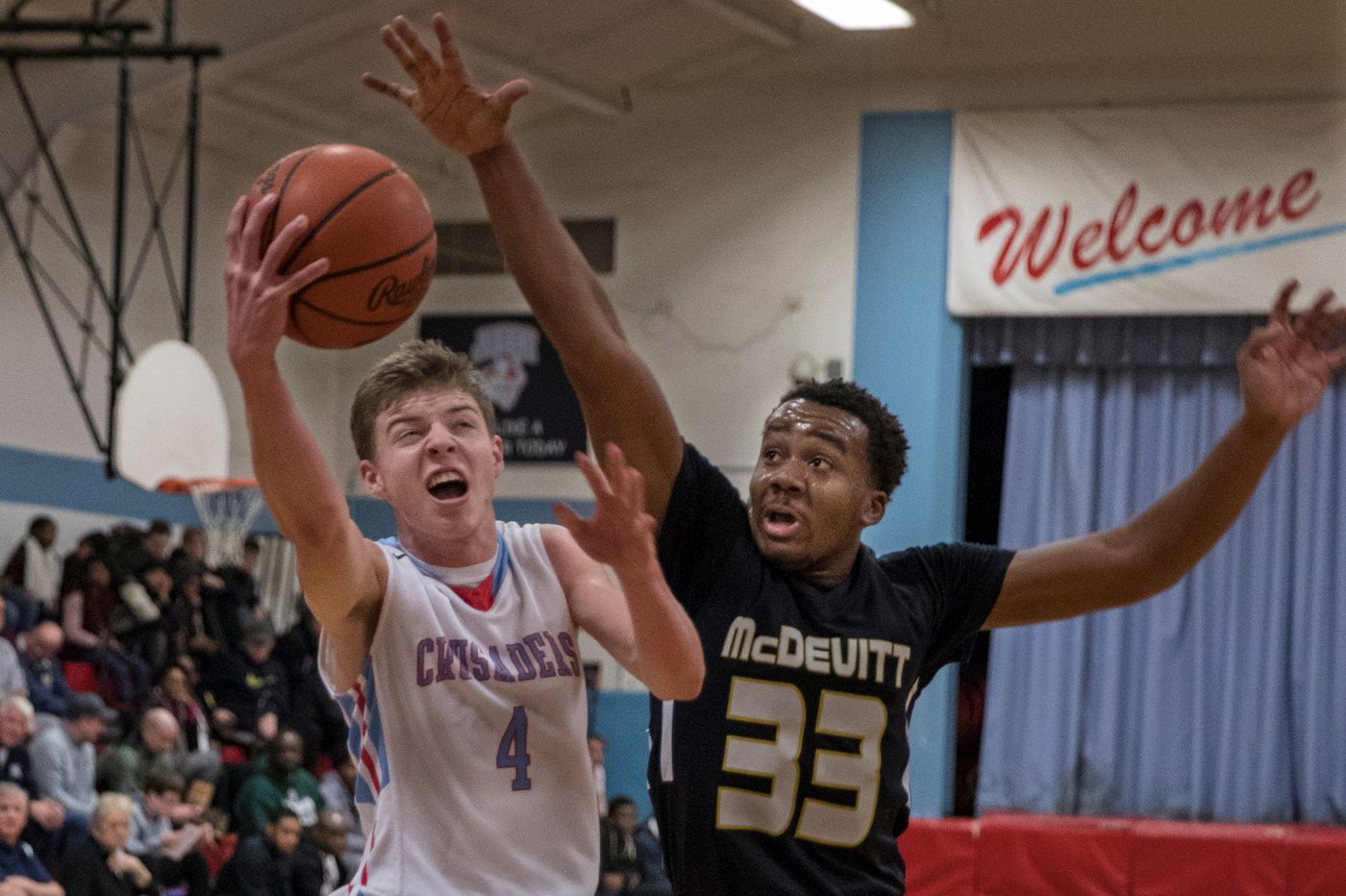 Once-downtrodden Bishop McDevitt boys' basketball team is on the rise