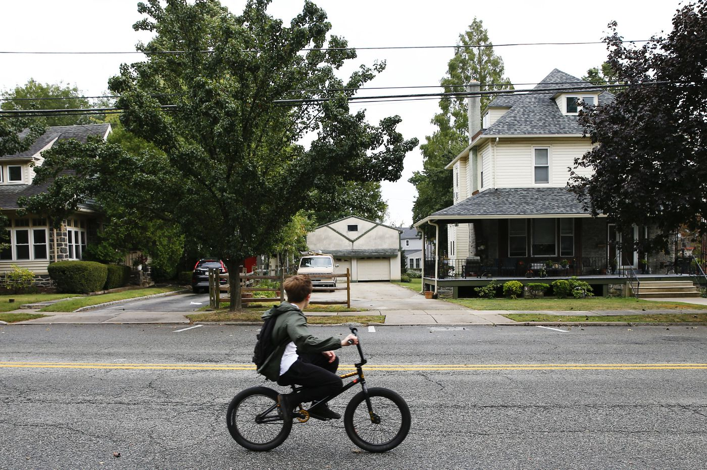 How Havertown became hot with old-fashioned charm, and without big development