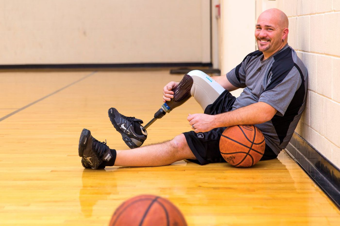 Widener study aims to solve a prostheses problem: sweat