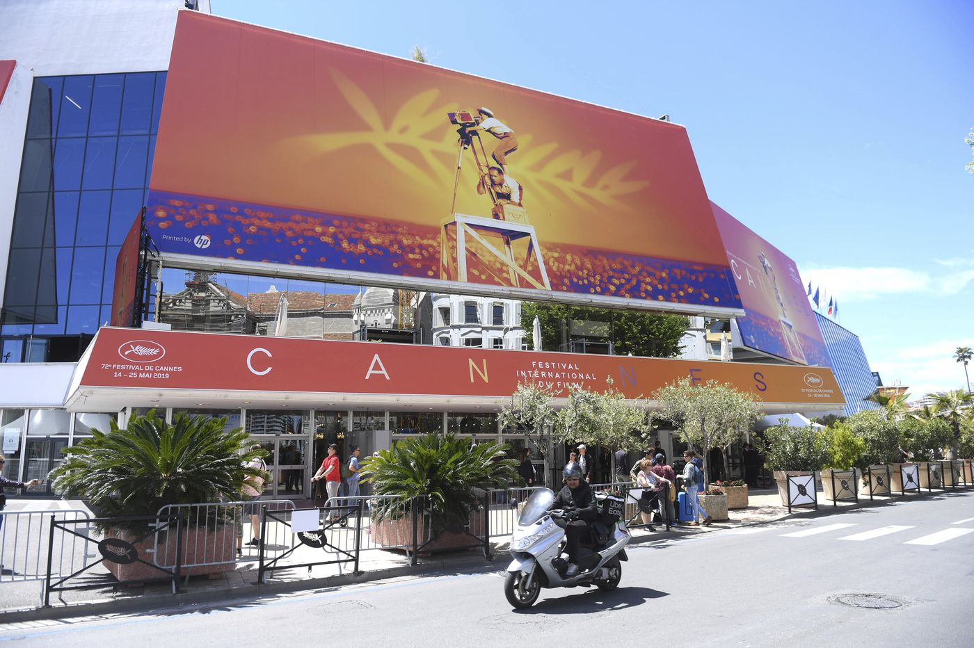 Cannes Film Festival postponed due to coronavirus