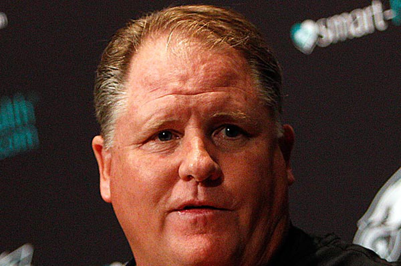 Eagles' Chip Kelly: Don't ask me about injuries