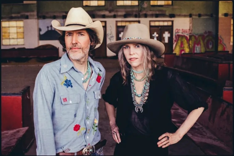 David Rawlings and frequent collaborator Gillian Welch will be on hand at Zellerbach Theatre at Penn on Nov. 7.