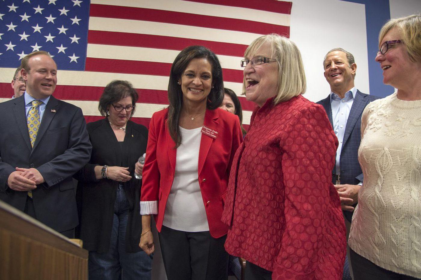 No Trump bump for challengers in Camden County, where primary politics were all local